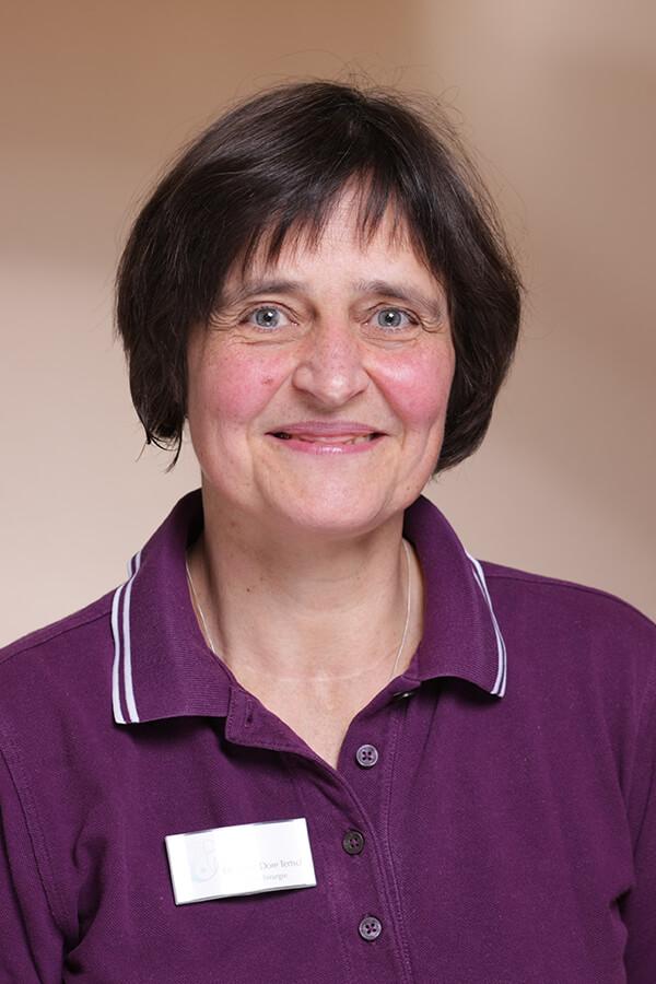 Zahnärztin Wurzen - Team - Portrait von Dr. med. dent. Anne-Dore Tertsch