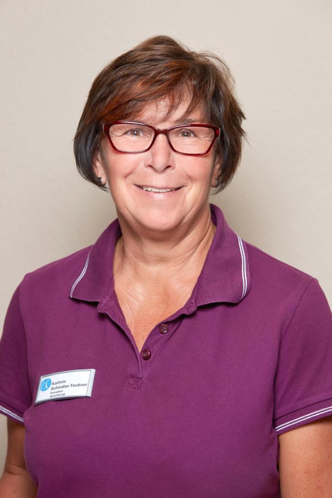 Zahnarzt Wurzen - Team - Portrait von Mitarbeiterin Katrin Schindler-Teubner