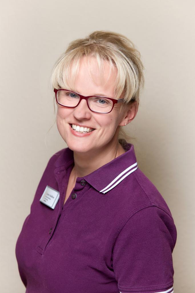 Zahnarzt Wurzen - Team - Portrait von Mitarbeiterin Sandra Geißler